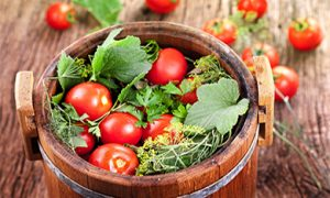 "Barrel tomatoes at home: ""classics"" in the best rustic traditions and urban alternatives"